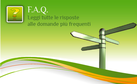 Vai all'area FAQ