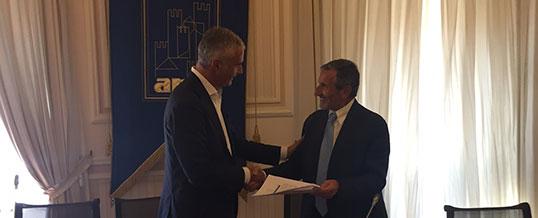 Firmato l'Accordo di Programma tra CDCNPA e ANCI