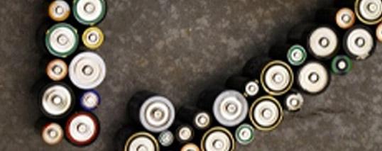 Nel 2013 raccolti oltre 8 milioni di kg di pile e accumulatori portatili