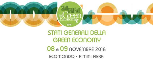 Stati Generali della Green Economy: al via l'8 e il 9 novembre a Ecomondo