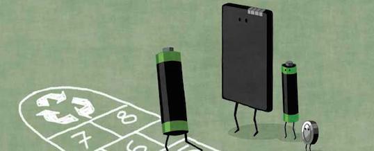Pile e accumulatori portatili, via libera alla direttiva 2013/56/UE